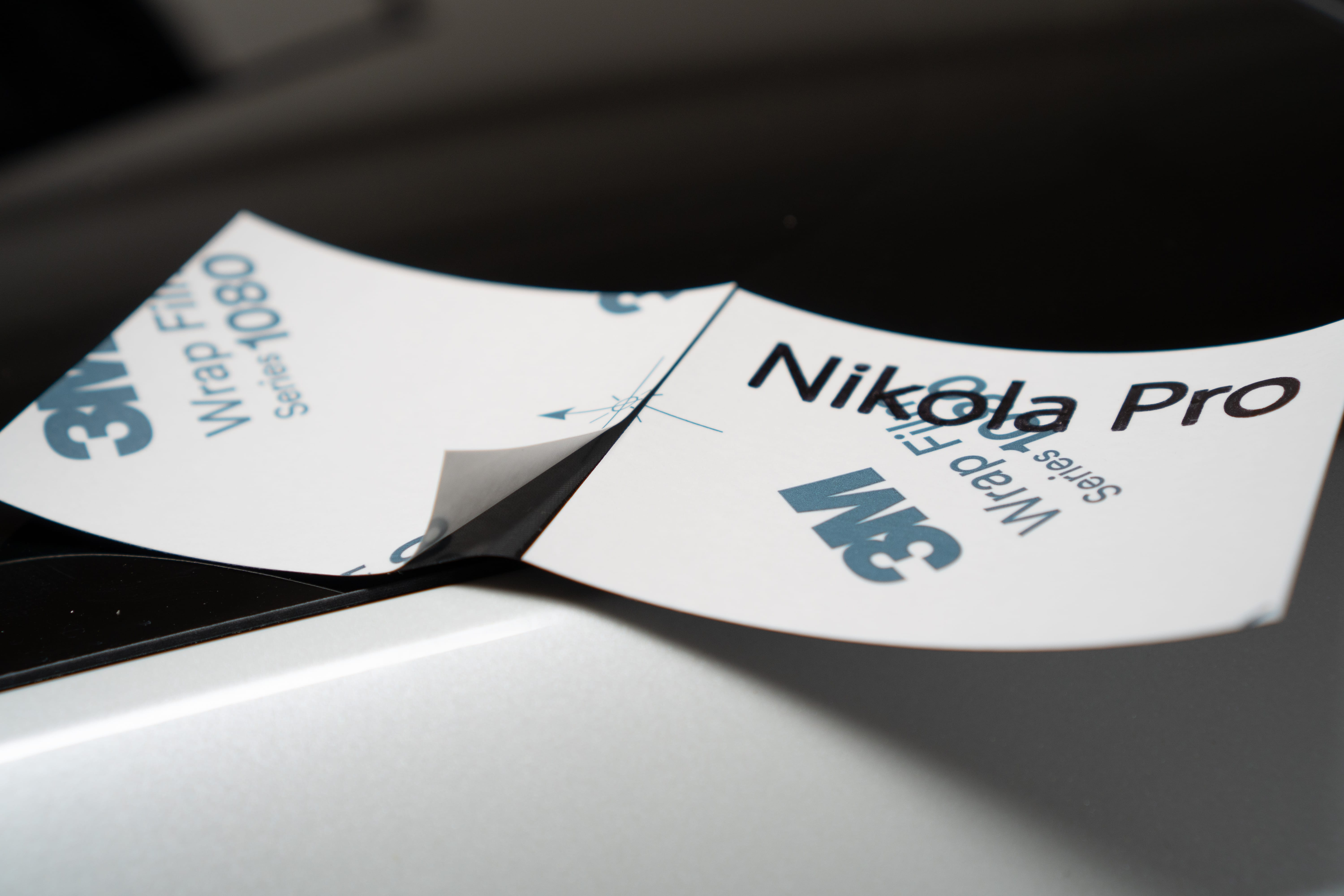 Vendor - DIY Chrome Delete Kit - Nikola Pro | Tesla Motors Club